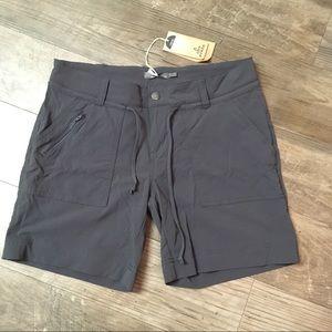 Prana Nora Hiking Cargo Shorts